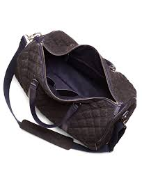 Quilted Duffle Bag | Brooks Brothers & Grey; Grey; Grey Adamdwight.com