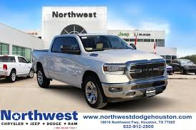 New 2019 RAM All-New 1500 Big Horn/Lone Star Crew Cab in Houston ...