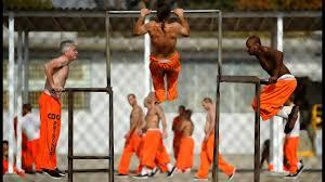 prison workout hard time