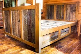 Plank Bedroom Furniture Bedroom Barnwood Bedroom Set Pertaining To Fascinating Wooden