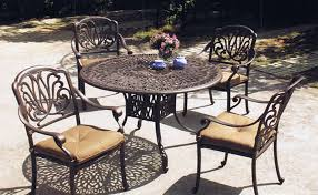 Aluminum Patio Furniture Sets Amusing Aluminum Outdoor Patio