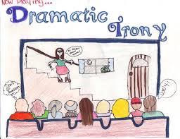 dramatic irony poetry and poetic devices literary  essay on irony irony essay mrs walker s classroom adventure