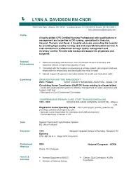 Nurse Resume Sample – Markedwardsteen.com