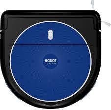 Купить <b>робот</b>-<b>пылесос HOBOT Legee-688</b>, черный, синий в ...