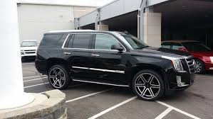 cadillac escalade 2015 white. iu0027ll post more pictures tomorrow but here are my gianelle bologna 24u0027s with the nitto 420su0027s they look exactly how i expected them to very happy cadillac escalade 2015 white