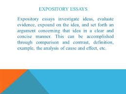 Essay Development Through Cause And Effect College Paper