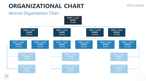 Organization Chart Ppt Free Download Organizational Charts For Powerpoint