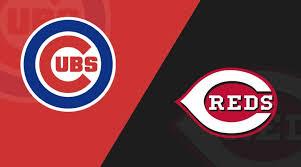 Chicago Cubs Vs Cincinnati Reds 5 26 19 Starting Lineups