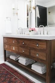 Open Shelf Vanity Bathroom Dresser Style Bathroom Vanity Victoriaentrelassombrascom