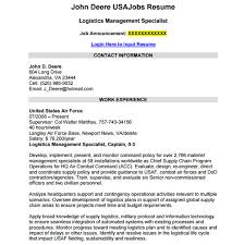 Usajobs Resume Template Gallery For Website Usajobs Resume Template New Usajobs Resume Sample
