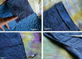 5 Methods for Perfect Quilt Binding and Finishing - The Quilting ... & Learn how to make an invisible sleeve to finish your two-sided quilts. Adamdwight.com