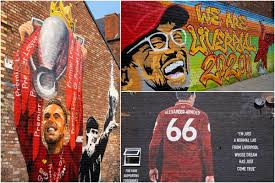 <b>Liverpool FC's</b> wall mural <b>street</b> art - and where to find them ...