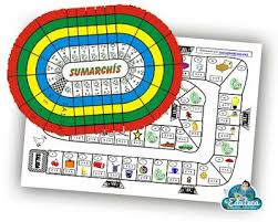 Martes, 4 de marzo de 2014. Club De Ideas Juegos De Mesa Para Practicar Operaciones Matematicas Matematicas Olimpiadas Matematicas Juegos De Mesa