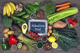 The Ph Miracle Alkaline Acid Food Chart Five Alkaline Foods You Should Be Eating Evewoman