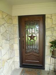 Small Picture Texas Lone Star iron door aaleadedglasscom Rustic Home Decor
