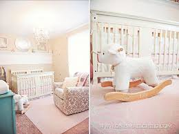Nursery Decor for Baby Girl: Lily's Shabby Chic Sanctuary