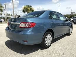 toyota corolla 2013 le. Fine Corolla 2013 Toyota Corolla LE In Palm Bay FL  Bay Ford And Le 2