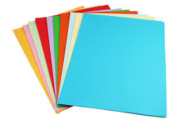 Ziggle Pack Of 90 A4 Size Multi Gsm Color Paper Sheets For Art