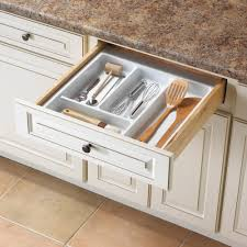 Kitchen Drawer Organizer Rev A Shelf 25 In H X 1538 In W X 28 In D Large Adjustable