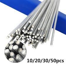 10/20/30/<b>50pcs</b> 1.6mm/2mm*<b>50cm Low Temperature</b> Aluminum ...