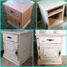 french distressed furniture. My DIY Shabby Chic Nightstand. Furniture Makeover, Painted Wood Furniture, Distressed Paint! French R