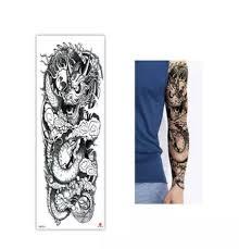 флеш тату временная татуировка на руку бедро спину 4817см