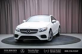 We couldn't have been happier. New 2020 Mercedes Benz E Class E 450 Coupe In El Dorado Hills E20702 Mercedes Benz Of El Dorado Hills