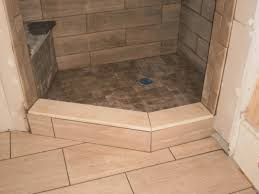 tile a shower wall or floor first good do you tile a bathroom wall or floor