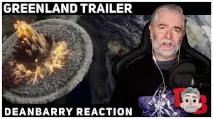GREENLAND Trailer 2020 REACTION - YouTube