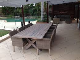whitewash outdoor furniture. Whitewashed Teak Table With Matching Chair Whitewash Outdoor Furniture L