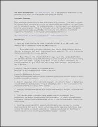 Fresh How To Write A Great Resume Objective 61 Resume Objectives Pdf