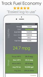 How To Figure Out Gas Mileage Fuel Tracker And Mpg Calculator