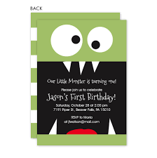 Lil Monster Birthday Invitations Little Monster Birthday By Seryndipity Designs Invitation Box