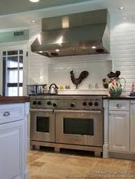 thermador 48 hood. subway tile back splash shelf, wolf range \u0026 hood - designer kitchens la thermador 48