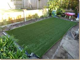 check position of lawn