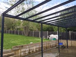 garden canopy. G6 Glass Veranda Garden Canopy