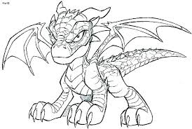 Collection Of Cool Dragons Coloring Pages Download Them And Try To