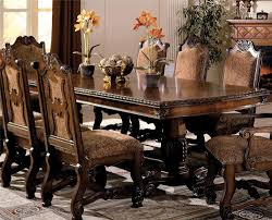pedestal dining room table. Crown Mark Neo Renaissance Dining Table - Item Number: 2400-LEG+TOP Pedestal Room