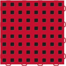 red black vinyl flooring tiles quantity of 10