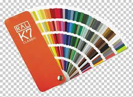 Ral Colour Standard Color Chart Ral Design System Paint