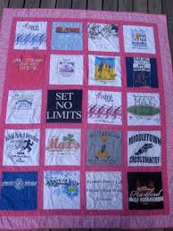 T Shirt Quilt Patterns Amazing My First Attempt At A TShirt Quilt Nikki In Stitches