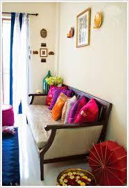 Vibrant Indian Homes - Home Decor Designs