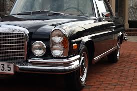 Memory Motors - 1970 Mercedes-Benz 280SE 3.5 Coupe