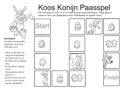 Koos Kleurplaat Roompot Hallchen Ich Bin Koos Konijn Kooskidsclub