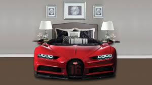 Bugatti was known the world over for their stunning cars that reflect a great attention to detail. It S About Time For Adult Sized Car Beds To Become A Thing