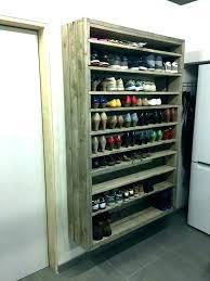 shoe rack wall mountable wall mount shoe storage large size of mounted shoe rack shelves wall
