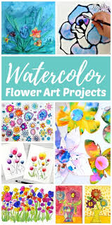 Once you have the strip with you, start rolling it from the outer end towards the inner end, arranging the. Easy Flower Art Projects Kids Love