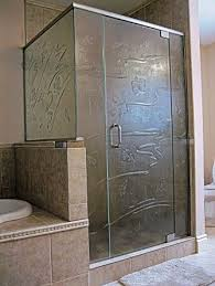 Cool Types Of Shower Door Glass Gallery - Bathroom with Bathtub .
