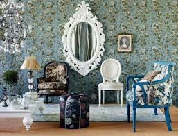 Wallpaper for living room decoration vintage floral wallpaper living