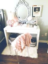 bedroom vanity ideas best makeup on area for girly room decor are